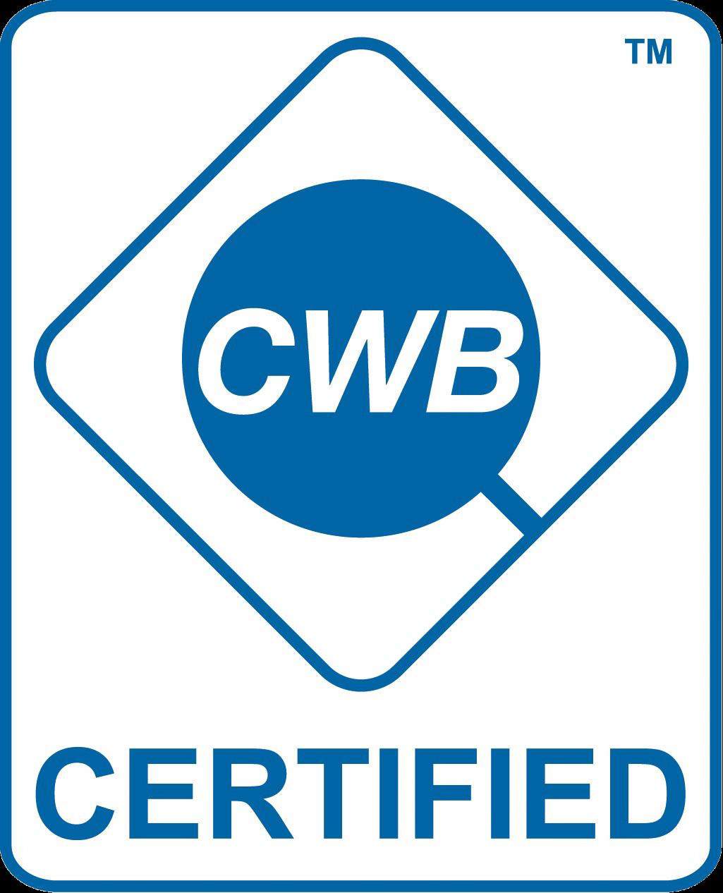 CWB-Certification
